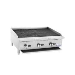 Grills Charcoals Gaz ATCB-36