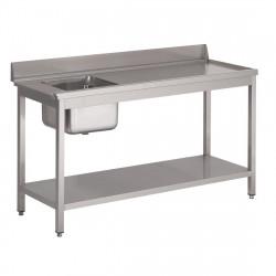 Table D'entrée Lave-Vaisselle Avec Bac