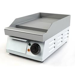 Plaque de cuisson électrique lisse 1,5 kW Blanche
