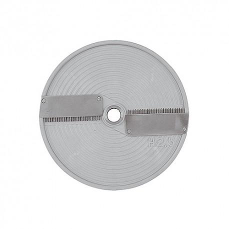 Disque à bâtonnets 2,5 mm