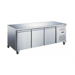 Table réfrigérée  3 portes sans dosseret